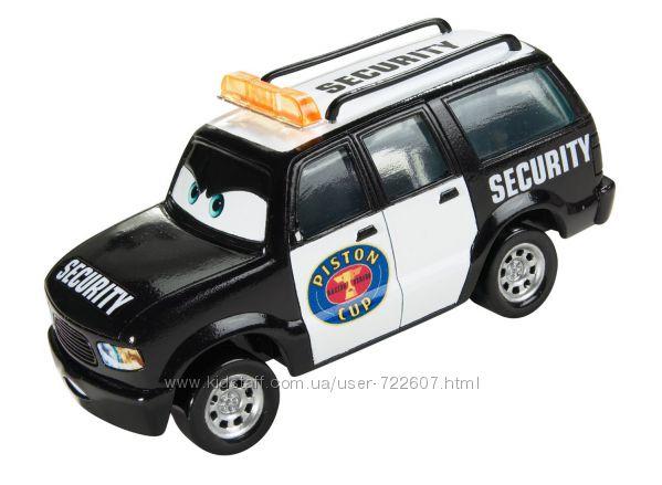 Машинка от Mattel Richard Clayton Kensington