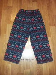 Штаны пижамные на 6-7 лет