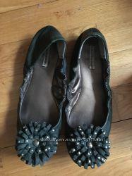 Продам женские балетки Calvin Klein Jeans