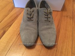 Мужские замшевые туфли Calvin Klein