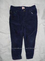Вельвети штани bluezoo 2-3 роки