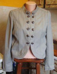 пиджак куртка светло-бежевая George 1442 L 100котон