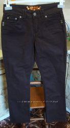 Штаны брюки женские темно-коричневые CHEROKEE Размер 836 S 98котон