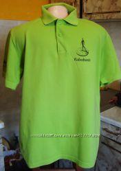 тенниска футболка салатовая Tricorp Размер S 80котон, 20полиэстер