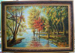 Картина Золота осінь