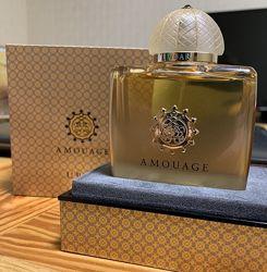 Amouage Ubar, распив оригинальной парфюмерии