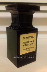 Распив оригинальной парфюмерии Tom Ford Champaca Absolute