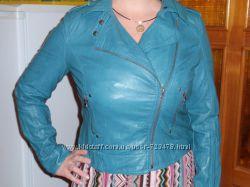 Куртка косуха из кожзама Cache Cache