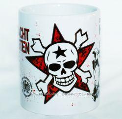 Сувенирная чашка Die Toten Hosen - Gott macht den besten Kaffee - punk-rock