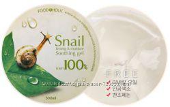 Увлажняющий гель  FoodAHolic антивозрастной эффект лифтинга Mucus Snail
