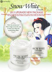 Крем с активным отбеливающим действием SECRET KEY Snow White Cream