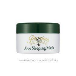 Экстраувлажняющая ночная маска с алоэ Missha Premium Aloe Sleeping Mask
