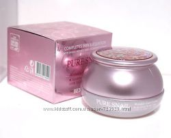 Bergamo Pure Snail Wrinkle Care Cream улиточный антивозрастной крем
