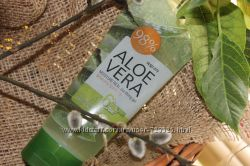 Гель алоэ Welcos Aloe Vera Moisture Real Soothing Gel 98