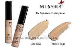 Консилер от темных кругов под глазами MISSHA The Style Under Eye Brightene
