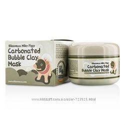 Глиняно-пузырьковая маска для лица Elizavecca Milky Piggy Carbonated Bubble