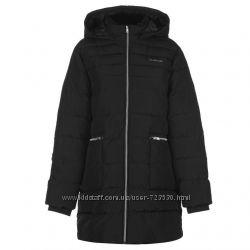 Отличная зимняя куртка-пальто