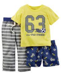 Пижама для мальчика Carters 24 мес