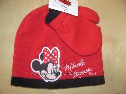 шапки, комплекты девочкам. 2-12 лет. межсезонье - зима. товары из США.