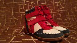 Продам ботинки -сникерсы