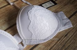 Удивительно красивые белоснежные пуш-ап бюстики Lemila Glamour