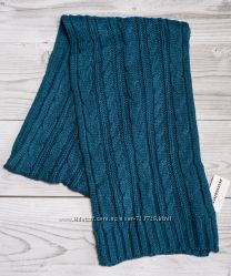 Красивый, теплый, объемный шарф С&A