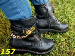 ботинки броги реплика Hermes из Польши