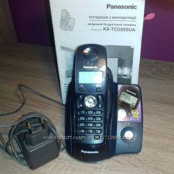 Телефон, Радиотелефон Panasonic KX-TCD205UA