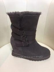 Сапоги ботинки женские зима ASH Италия. Новые