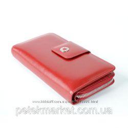 Лучший женский кошелек из натуральной кожи - ТМ Petek, модель Petek 460.