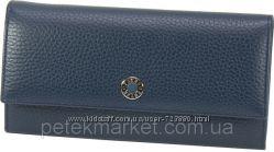 41dc670e4997 Стильный и элегантный женский кошелек, элитная натуральная кожа. Petek 1855