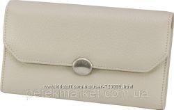 Престижное женское портмоне из лучшей натуральной кожи, ТМ Petek 1855,