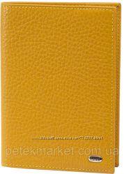 Обложка из кожи для паспорта стандратного размера. Бренд Petek, оригинал