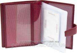 Обложка для паспорта и автодокументов Petek 595, кожа. Оригинал.
