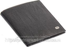 Классическое мужское портмоне из натуральной кожи. Премальный бренд Petek.