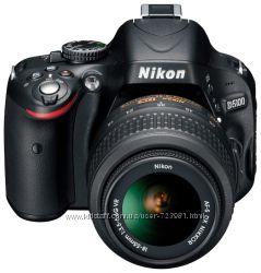 Фотоаппарат Nikon D 5100 18-55 mm VR Kit