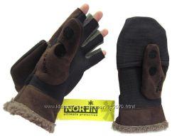 Перчатки-варежки Norfin Aurora ветрозащитные отстёгивающиеся 703025