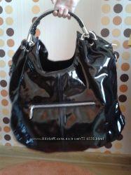 f2c498d02ebd Продам сумку лаковую черного цвета, 200 грн. Женские сумки ...