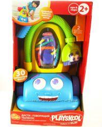 Интерактивная развивающая игрушка от Hasbro PLAYSKOOL пылесос