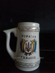 Сувенирный бокал для пива