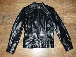 Обалденная кожаная курточка