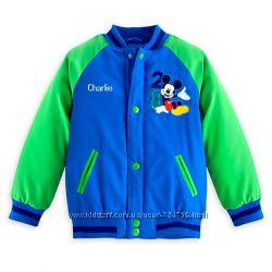 Куртка  с Микки от  Disney оригинал