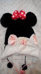 Шапочки Minne Mouse и Кошечки Hello Kitty