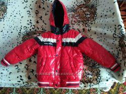 Куртка демисезонная мальчику 4-6 лет