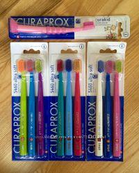 Набор зубных щеток Curaprox Ultra Soft 5460