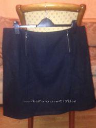Теплая юбка Marks&Spencer, размер 18
