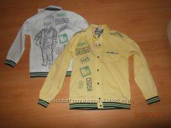 Суперстильная рубашка 2- 5 лет