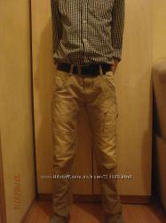 Брюки джинсового типа ТМ GLO-STORY Венгрия р146-164