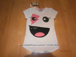 Фирменные футболки туники со стразами GLO-STORY Венгрия