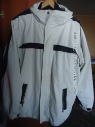 Зимняя мужская куртка ТСМ 3-в-1 р. 52-54